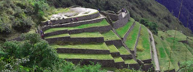Camino Inca dia 3