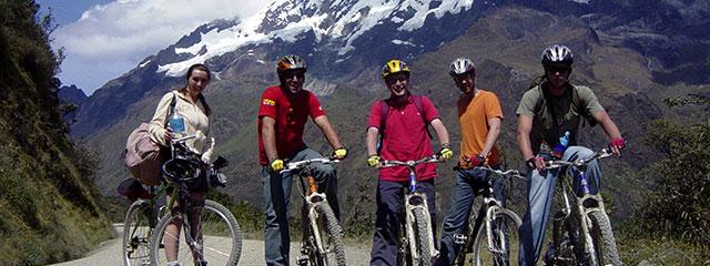 Tour en Bicicletas a Santa Maria