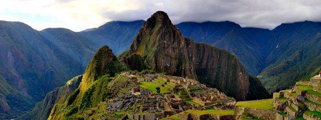 Ciudadela de los Incas Machu Picchu