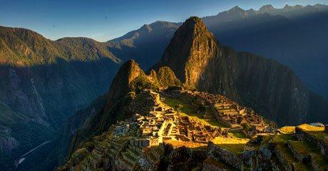 Machu Picchu Atardecer