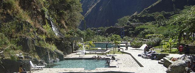 Bañon Termales de Cocalmayo