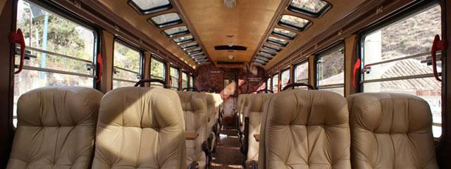 Tren Ejecutivo a Machu Picchu