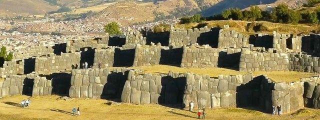 Gran fortaleza de Sacsayhuaman