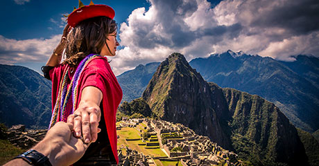 Machu Pichu Ciudadela Sagrada de los Incas