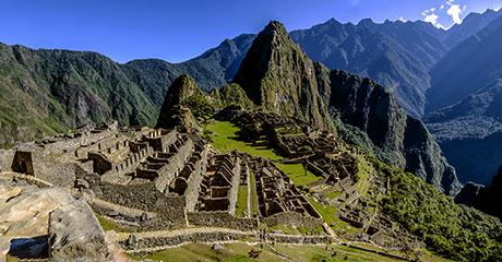 Cuidadela Perdida de los Incas