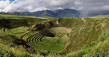 Andenes de Moray Cusco