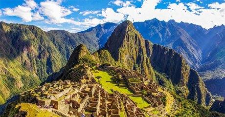 Ciudadela de Machu Picchu