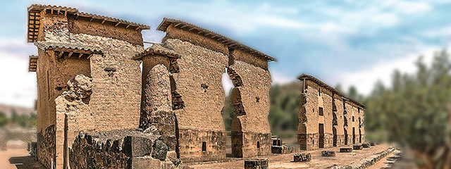 Complejo Arqueologico de Raqchi