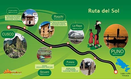 Viaje de Cusco a Puno