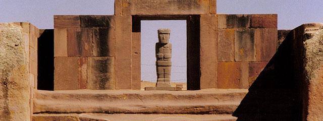 Complejo Arqueologico de Tiahuanaco
