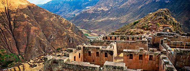 Valle sagrado de los Incas